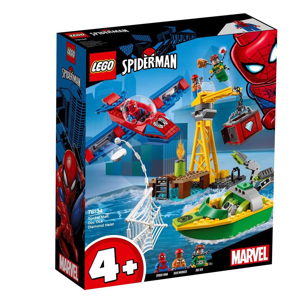 樂高LEGO 超級英雄系列 - LT76134 Spider-Man: Dock Ock