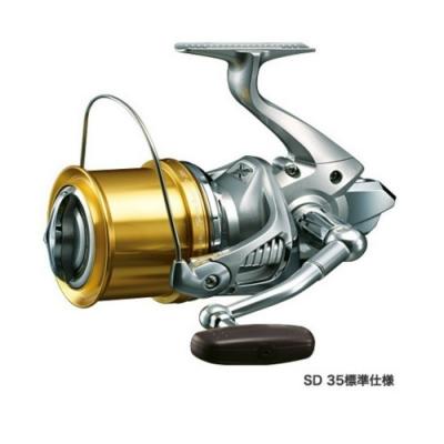 【SHIMANO】SUPER AERO Spin Joy SD35遠投捲線器(03400)