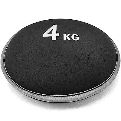重量訓練4公斤沙鈴 4KG啞鈴片沙袋沙包-(快)