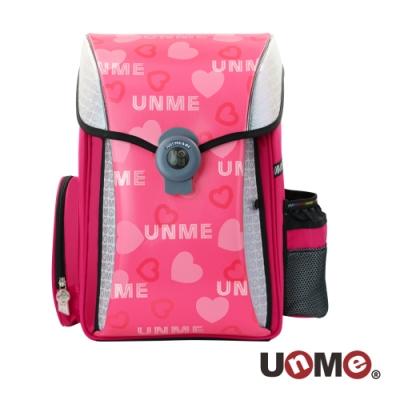 【UnMe】夢想家U型護脊減壓磁扣書包-百變俏甜心