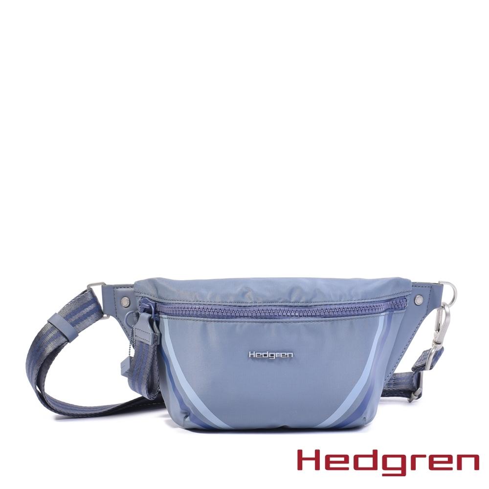 【Hedgren】粉藍運動休閒腰包 – HBOO 01 UP