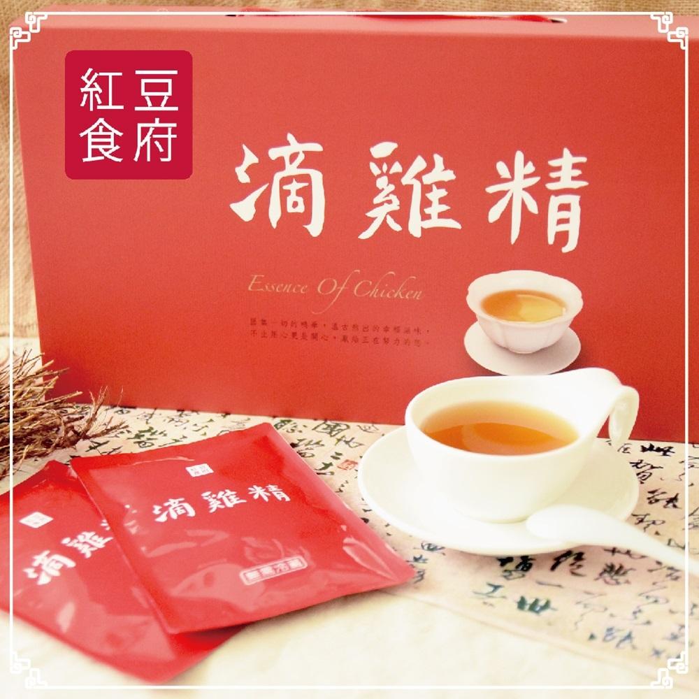 紅豆食府‧滴雞精常溫禮盒60ml/入(15入/盒)(春節禮盒)