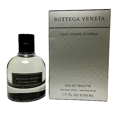 Bottega Veneta寶緹嘉 極致同名 男性淡香水 50ml TEST(盒損品)