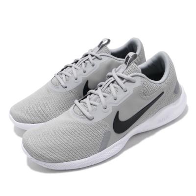 Nike 慢跑鞋 Flex Experience RN 男鞋 輕量 透氣 舒適 避震 路跑 健身 穿搭 灰 白 CD0225002