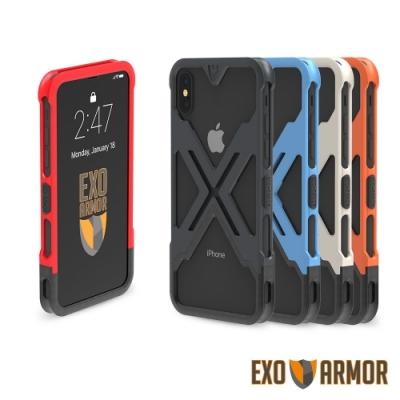 EXO-ARMOR [輕鐘罩] iPhone XS/X 極度防護手機殼