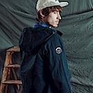 CACO-防風連帽外套(兩色)-男-【QNA016】