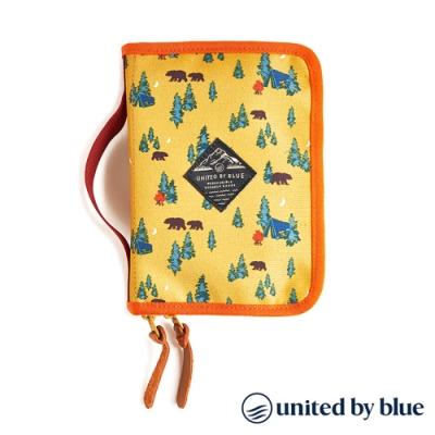 United by Blue 防潑水旅行文件夾814-019 Peaks Zip Case