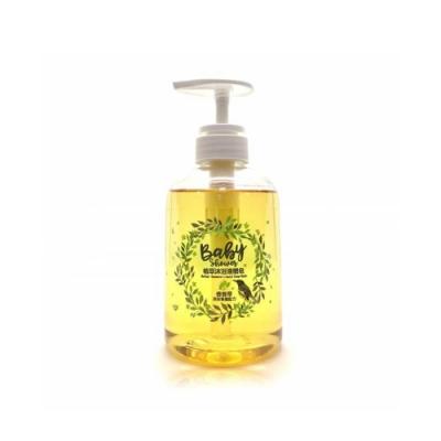 台灣LWYL愛你所愛 植萃沐浴液體皂 400ml (香蜂草、櫻花可選)