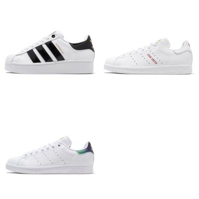 Adidas 休閒鞋 Superstar Bold/Stan Smith 女鞋 愛迪達 皮革鞋面 三色單一價 FV3336 FV8260 FW6226