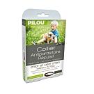 法國皮樂Pilou第二代加強升級-非藥用除蚤蝨項圈-幼/小型犬用(35cm-5kg上下)