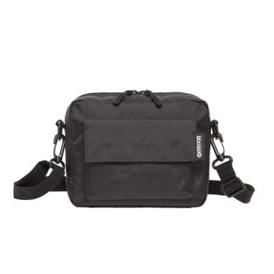 【OUTDOOR】輕遊系-側背包-黑色 OD201105BK