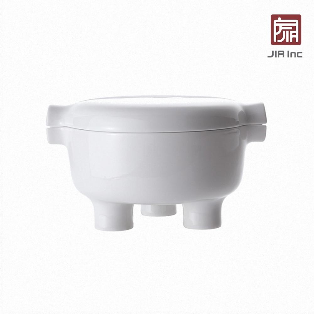 JIA Inc. 品家家品 鼎系列 鼎碗400ml-白色