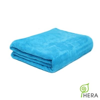 HERA 3M專利瞬吸快乾抗菌超柔纖-多功能毯-皇家藍