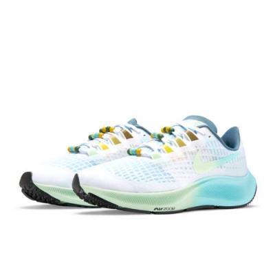 NIKE 慢跑鞋 休閒 運動 女鞋 藍綠 CZ8692134 WMNS NIKE AIR ZOOM PEGASUS 37