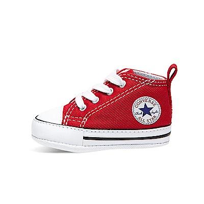 Converse 嬰幼休閒鞋-88875 紅