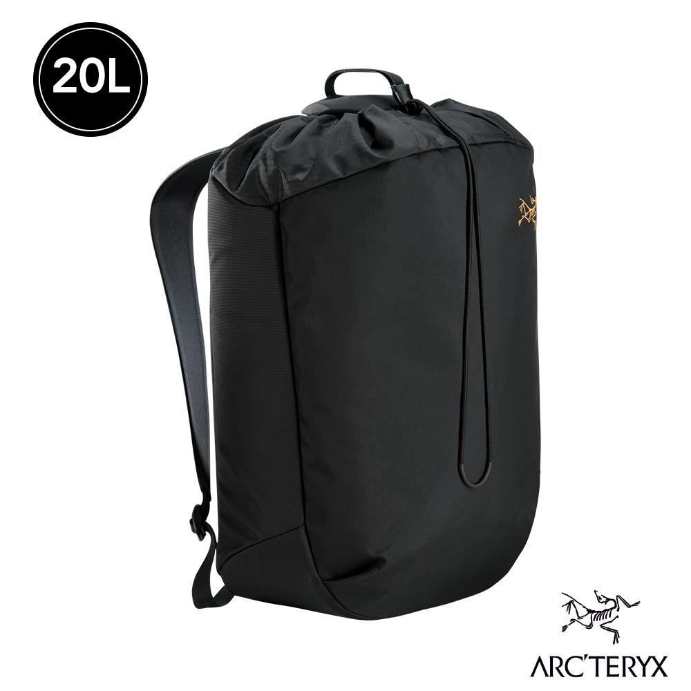 Arcteryx 始祖鳥  24系列 Arro 20L 多功能背包 黑