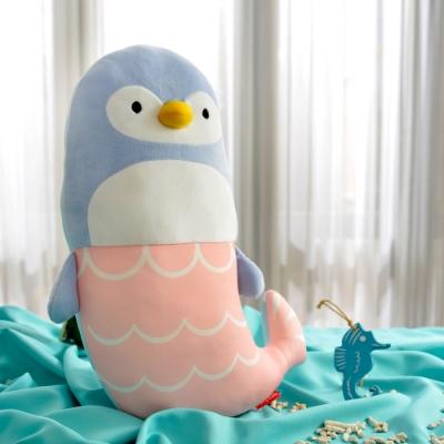 義大利Fancy Belle 企鵝美人魚 涼感抱枕