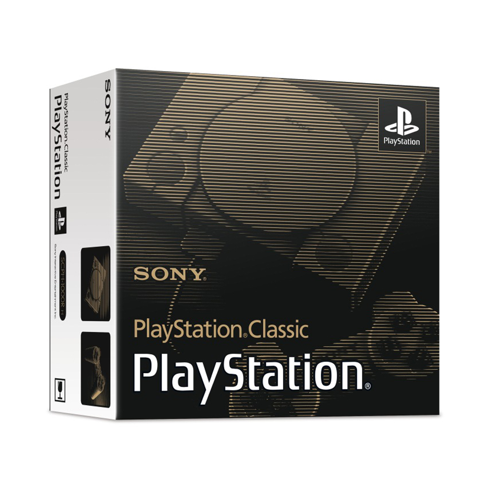 PlayStation Classic 主機