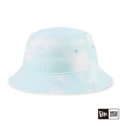 NEW ERA 童 漁夫帽 噴霧 淺藍