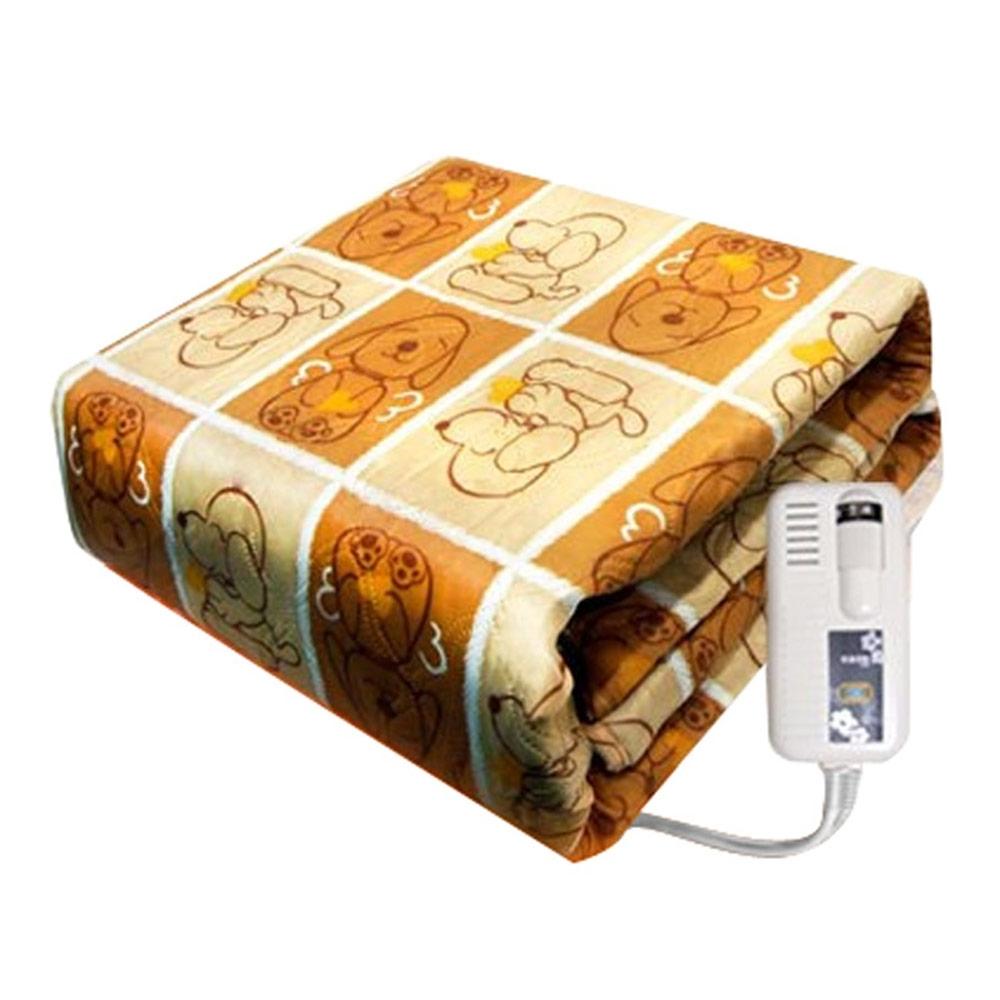 韓國雙人恆溫舒適電熱毯 KH-600-T