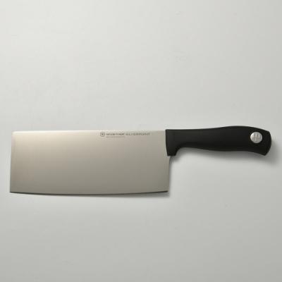 德國Wusthof 三叉牌 Silver Point 中式菜刀18cm 新版