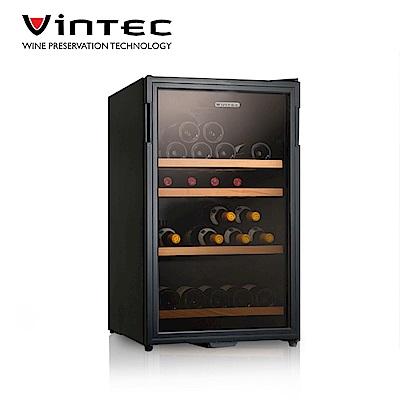 VINTEC 單門單溫恆溫酒櫃 Classic Series  V30SGMe