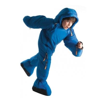 Selk Bag 神客睡袋人 4G Kids 化纖保暖睡袋 兒童款 皇家藍 7°C