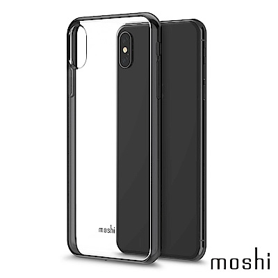 Moshi Vitros for iPhone XS Max 超薄透亮保護外殼