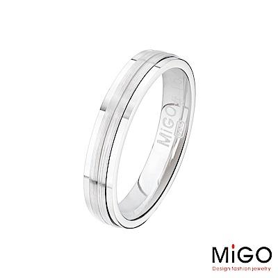 MiGO 約定純銀男戒指