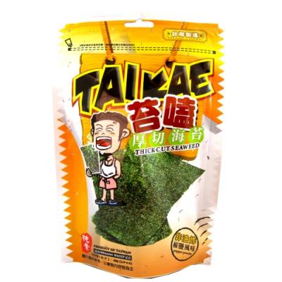 苔嗑-厚切海苔30g(椒鹽)