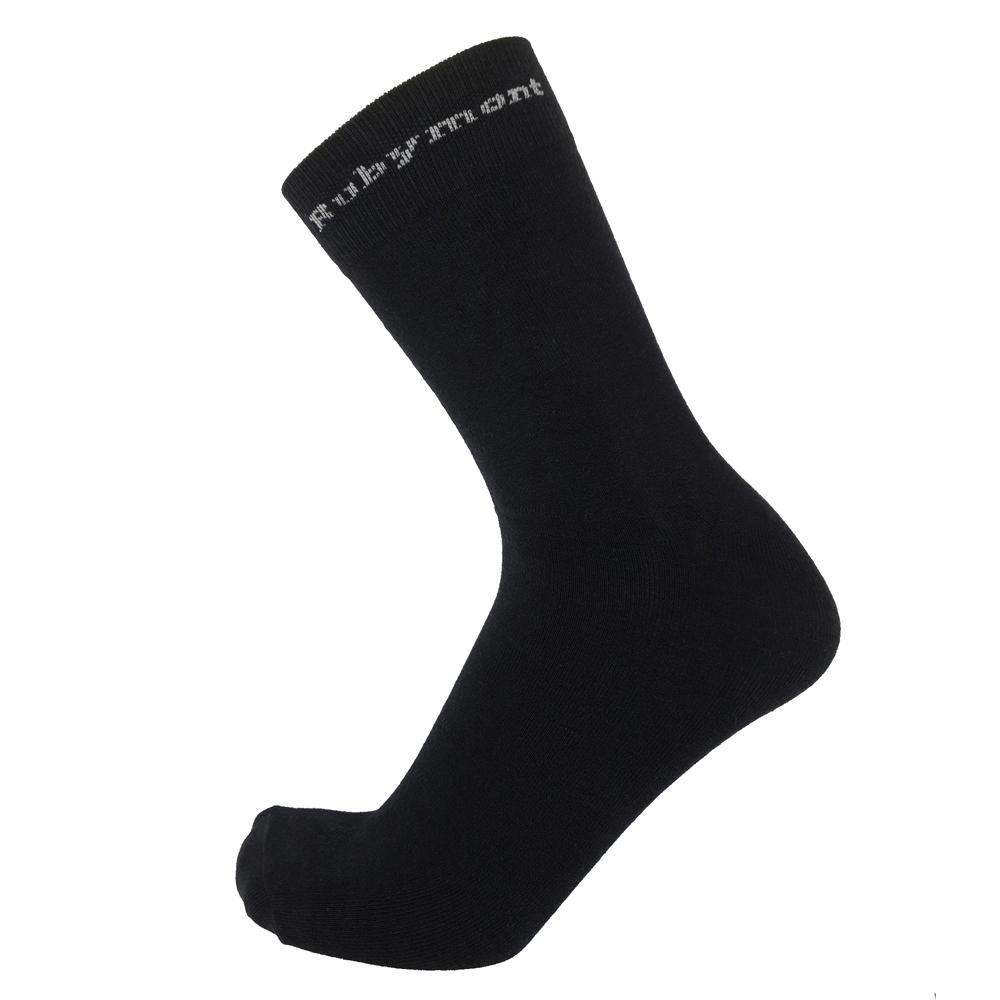 Rubymont 優品網 第三代竹炭抗菌除臭無痕紳士襪/西裝襪~6雙