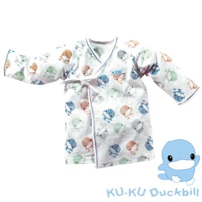 KU.KU酷咕鴨-春夏酷彩肚衣 藍03/06/1A