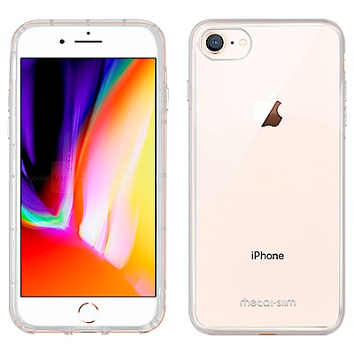 阿柴好物 Apple iPhone 8 超薄透明TPU保護殼