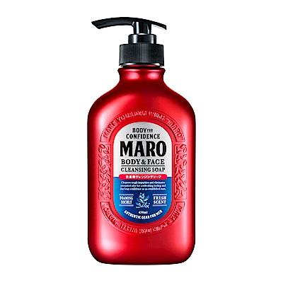 MARO終極秒感 全效沐浴乳
