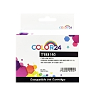 Color24 for Epson 黑色 T188150/NO.188 相容墨水匣