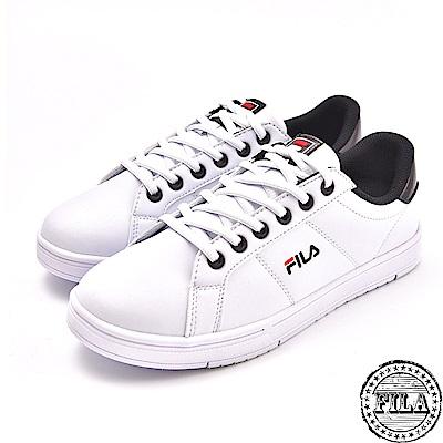 FILA 男款 復古 休閒鞋 1 C302T 100
