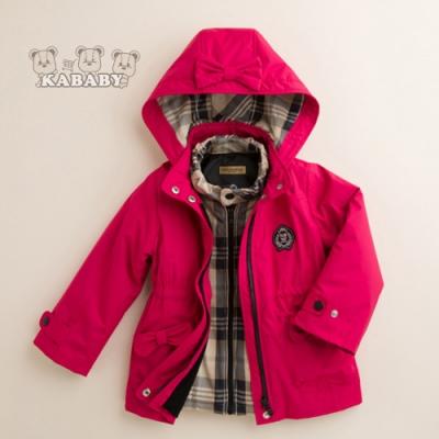 【金安德森】KA女生款透氣防濕兩件式保暖外套 (共二色)