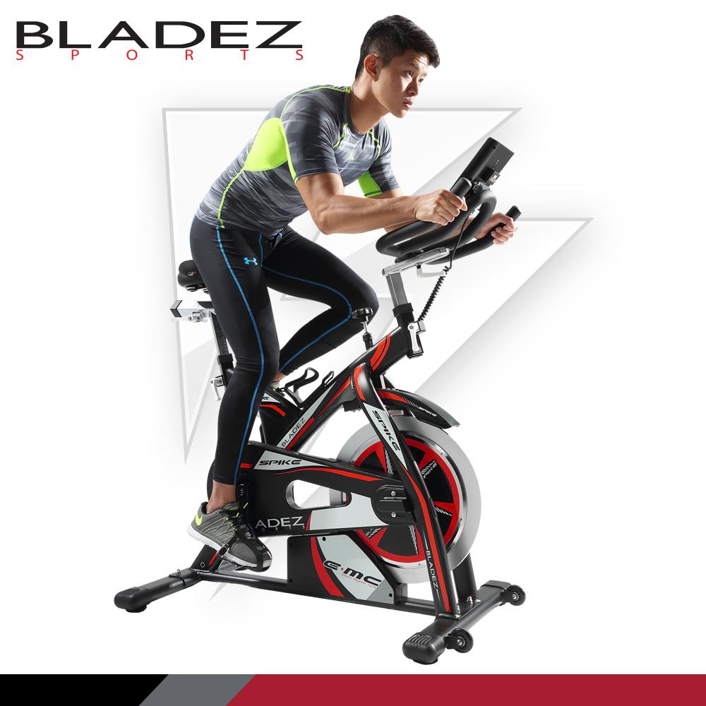 【BLADEZ】951C-SPIKE-R E.MC雙合金程控飛輪健身車(ASBK)