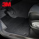 3M安美車墊 BMW 5系列G30 (17/03年~) 適用/專用車款 (黑色/三片式)
