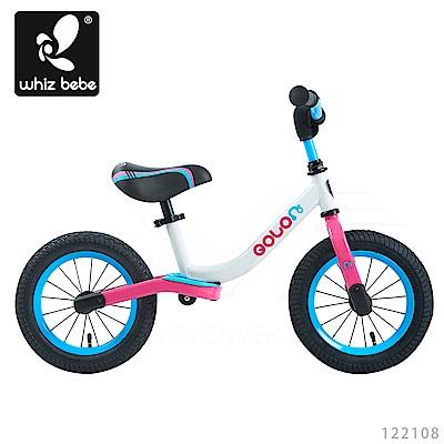 英國《Whiz bebe》酷LOVE平衡滑步車(粉)