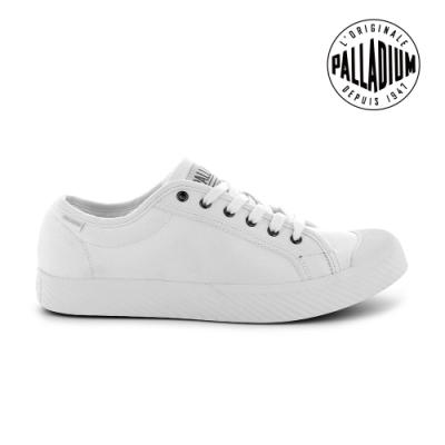 PALLADIUM PALLAPHOENIX OG帆布鞋-女-白