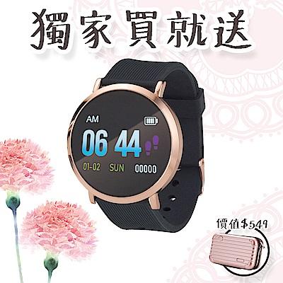 E-books V11藍牙防水高階鋁合金手錶