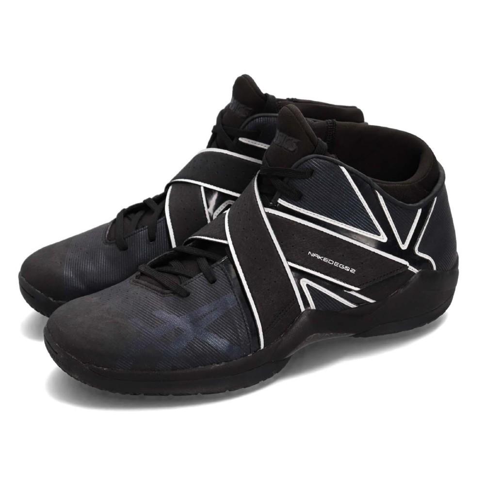 Asics 籃球鞋 Naked EG02 中筒 男鞋 @ Y!購物