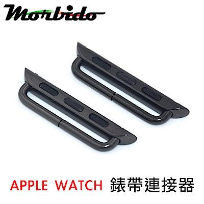Morbido蒙彼多 Apple Watch 38mm 金屬錶帶連接器(螺絲式)