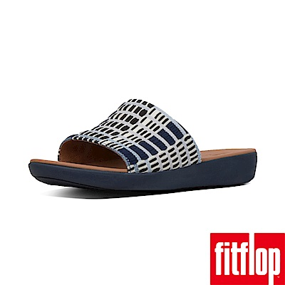 FitFlop SOLA ART-DENIM厚底涼鞋