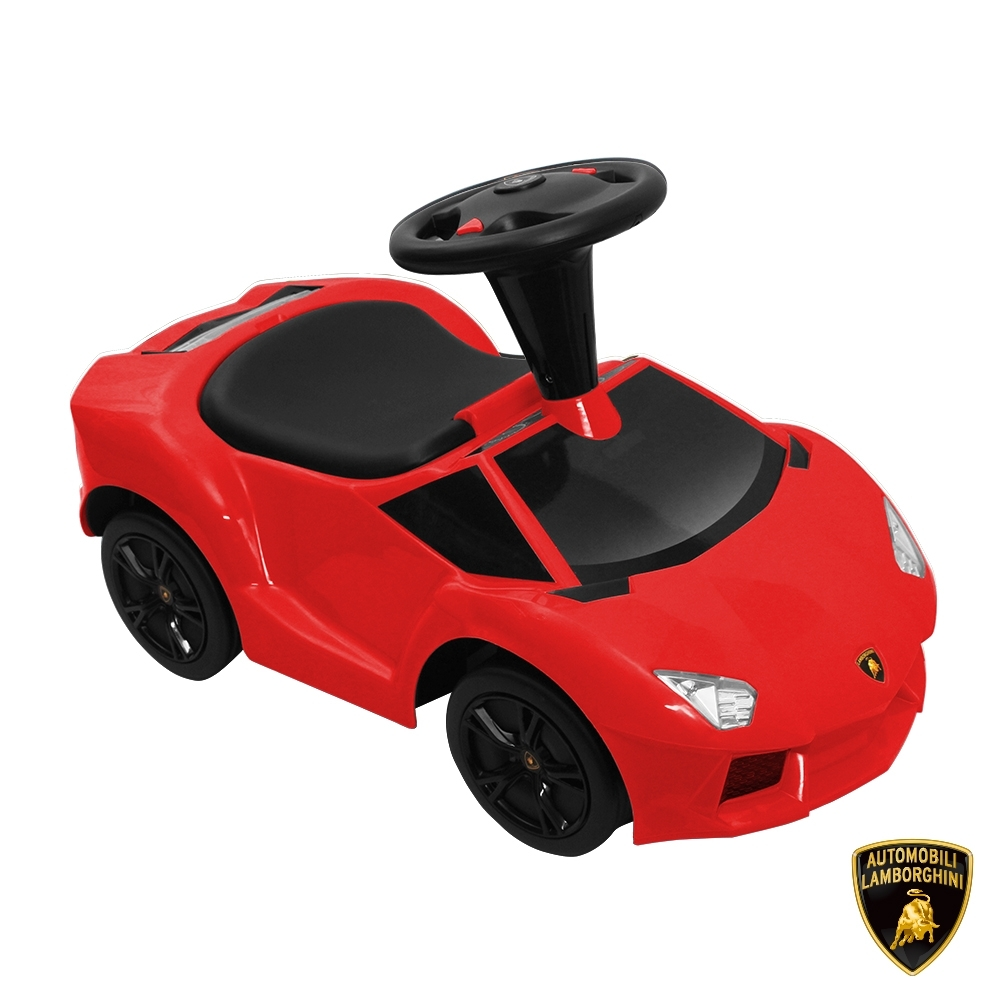 【Lamborghini藍寶堅尼】全台獨家 兒童滑行車(原車縮小比例) product image 1