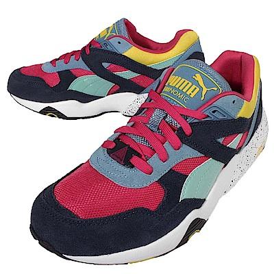 Puma 休閒鞋 R698 Block 慢跑 男鞋 女鞋