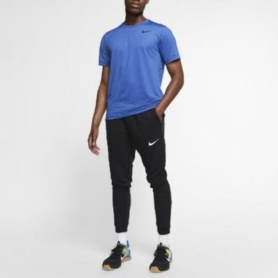 Nike DRY PANT TAPER FLEECE 男運動長褲-黑-CJ4313010
