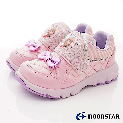 日本Carrot機能童鞋 2E冰雪聯名款 ON2174粉(中小童段)