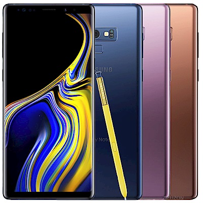【拆封逾期品】Samsung Galaxy Note 9 (6G/128G)
